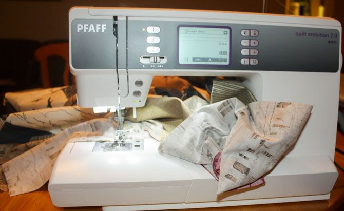 Sewing Borders Provide the Finishing Touch - QUILTsocial