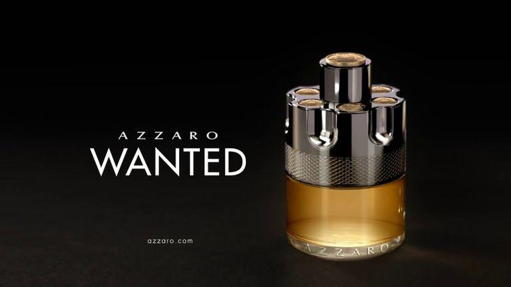AZZARO WANTED férfi parfüm - Parfümdivat.hu