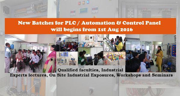 PLC Training, SCADA Automation Training Pune  