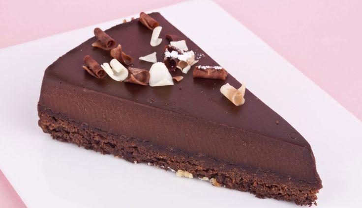 Dit heerlijke cheesecake idee kregen we door van Marte. Het recept komt uit Feast van Nigella…