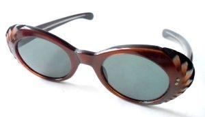 Vintage French Ladies Designer Sunglasses Sun Glasses CORRENA FRANCE Circa 1960s £95 retonthenet