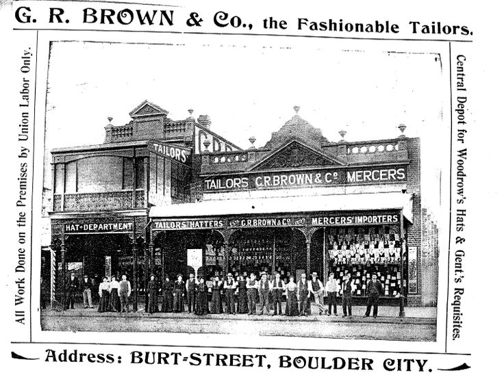 G R Brown and Co