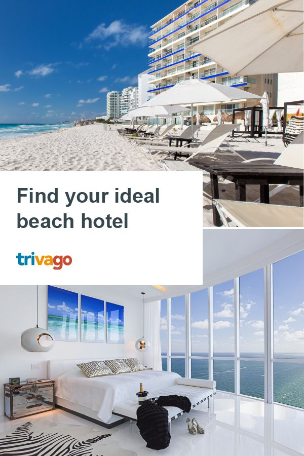 Planning a beach holiday? Search for the perfect hotel and get your hotel deals at the lowest prices, with trivago. Our hotel finder will help you save money with tons of amazing and cheap hotels, compare prices and plan your next trip using the world's largest online hotel seach engine