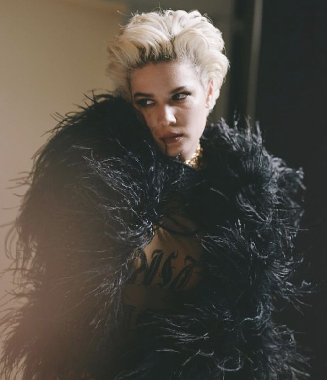 halsey muslim Halsey shared a powerful poem about sexual assault at the women's march in new york city on saturday, january 20, prompting celebrities including reese witherspoon and debra messing to praise.