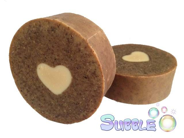 Coffee Scrub/Soap For Coffee & Scrub Lovers! http://subble.ecwid.com/ https://www.facebook.com/subblesoap
