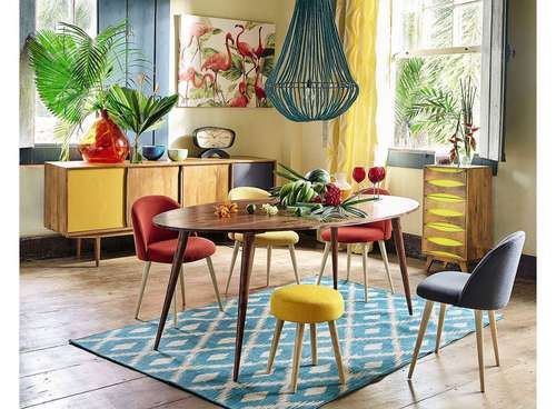 734 best Dining room images on Pinterest Dining room, Room and - salle a manger couleur