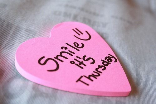 good thursday morning images | Thursday - it's gonna be a great day-smile-its-thursday.jpg