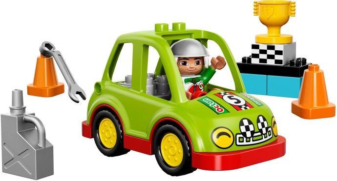 lego 10589 rally car 1