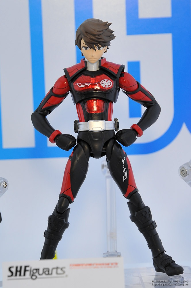 Figure Arts - Akibaranger (parody) Red