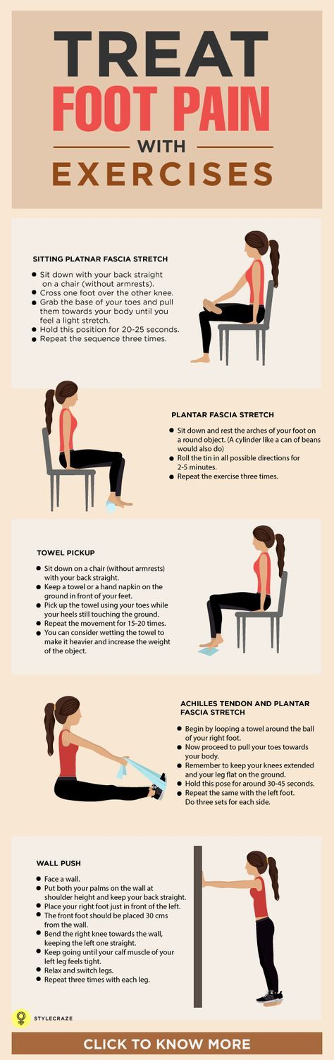 Do you often suffer from foot pain? What do you do to get rid of the problem?----Read on and find out!