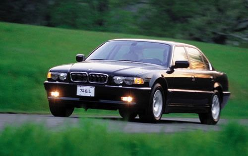 Timeless 1999 Black BMW 740iL Bmw 7 series, Bmw cars, Bmw