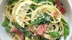 Lemon Fusilli with Arugula Recipe | Ina Garten | Food Network