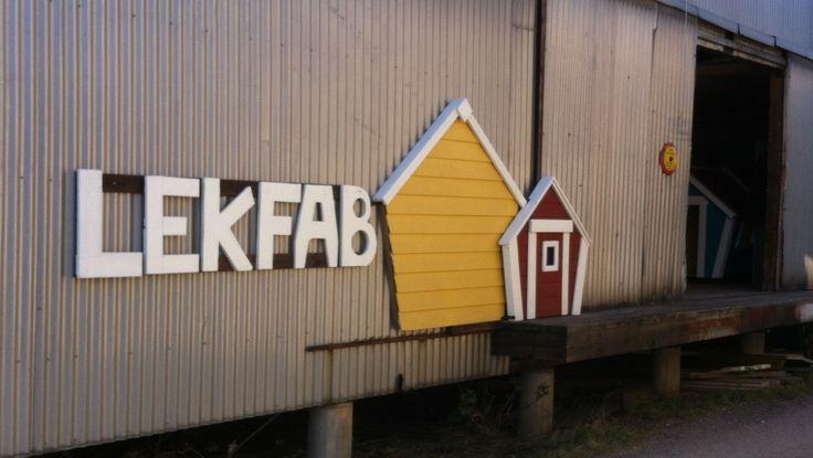 Lekstuga Factory ..36 kungsvagen Rosersberg