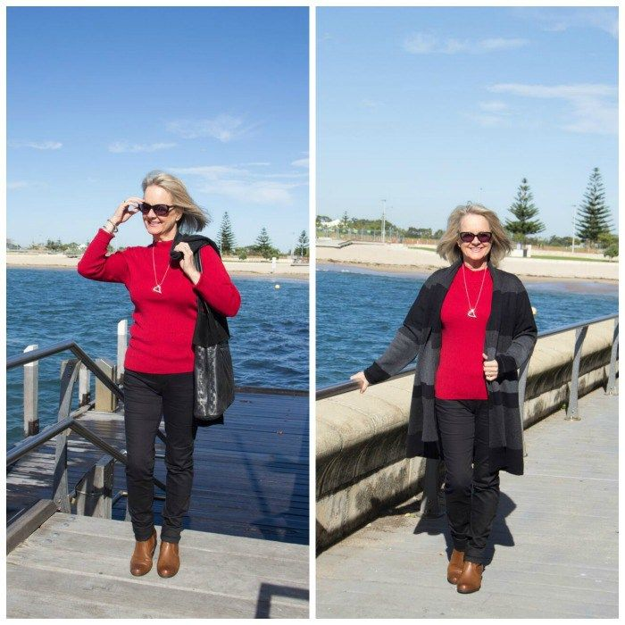 Comfortable and casual winter outfits to keep you snug fro Australian Ladies Fashion labels, Sportswave and Emily Adams. #LOVE