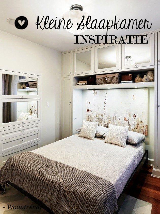 Kleine slaapkamer tips door Danielle
