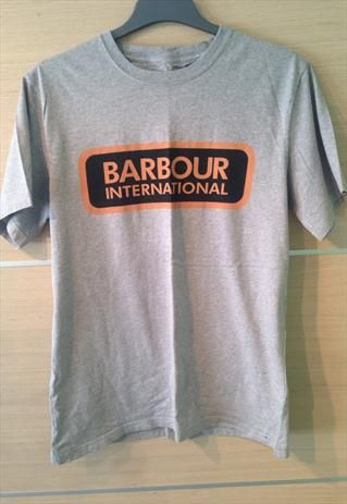 New Barbour t shirt