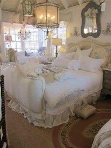 Shabby Chic Bedroom Decorating Ideas 8