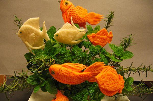 Mejores imágenes de food art en pinterest arte