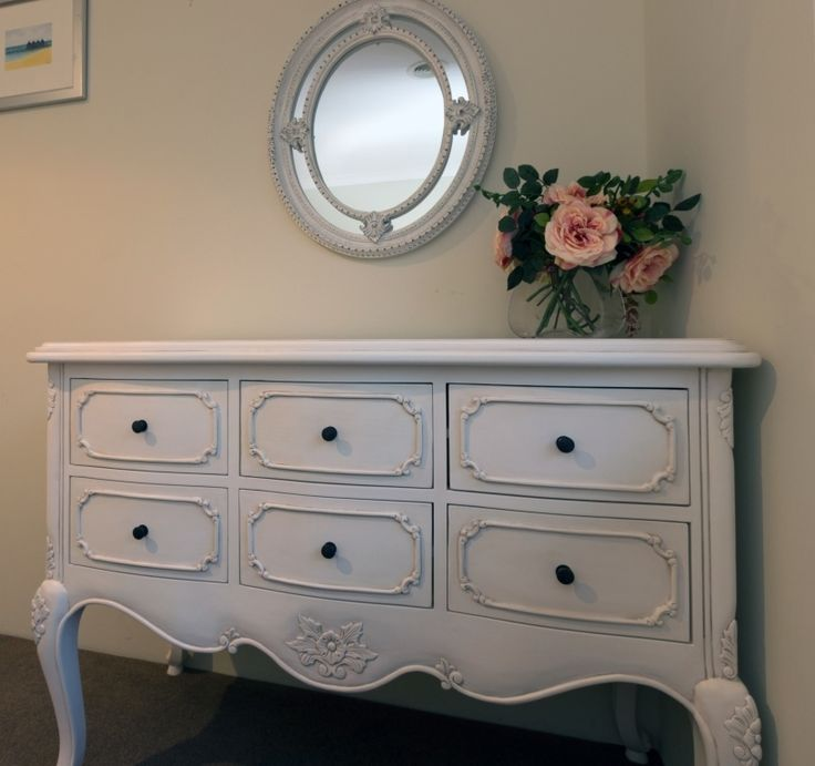 White French style dresser
