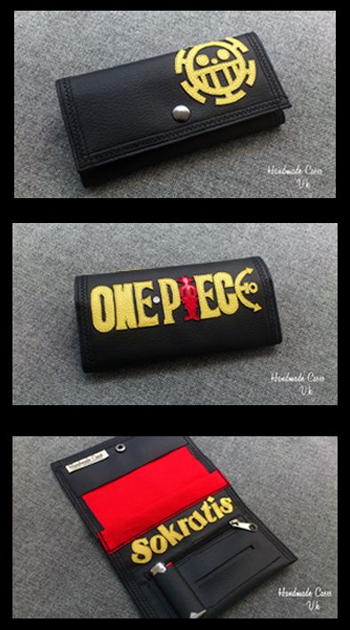 one piece! Tobacco Case Synthetic Leather  https://www.facebook.com/Vassoartistiko