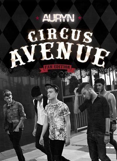 Auryn: Circus Avenue (Fan. edition) - 2014.