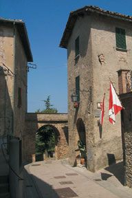 Casa Sora Chiara, Vacation Rentals, Italy, Umbria, 3 bedroom beautiful house in the town of Montone in northern Umbria (SlowTrav Favorite)