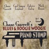 Chase Garrett's 2nd Annual Blues & Boogie Woogie Piano Stomp [CD]