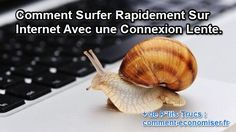 Voici l'astuce qui va accélérer la navigation quand votre connexion Internet est lente.  Découvrez l'astuce ici : http://www.comment-economiser.fr/astuce-connexion-internet-lente.html?utm_content=buffere2c0f&utm_medium=social&utm_source=pinterest.com&utm_campaign=buffer