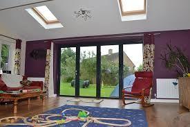 Image result for black patio doors internal