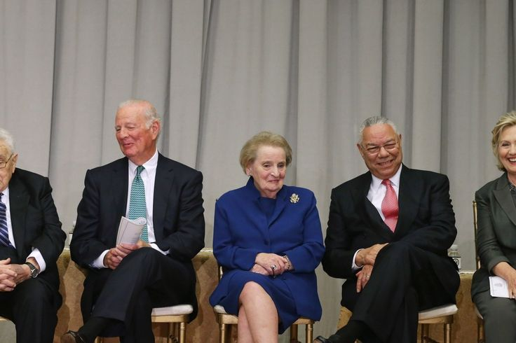 Hillary Clinton Has Long History of Collaboration With GOP on Foreign Policy