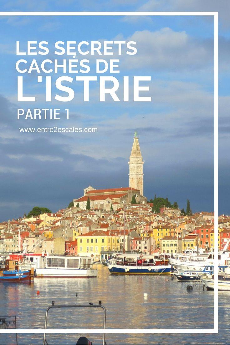 Découvrez les secrets cachés de l'Istrie (Croatie) sur notre blog de voyage!  Discover Istria's best kept secrets! (Croatia) #Rovinj
