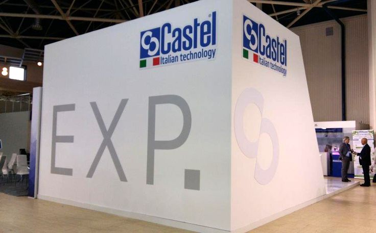 #ClimateWorld #Castel #Stand #refrigeration #Exhibition #Moscow #Experience #Positive #PositiveExperience #Airconditioning #ItalianTechnology #SafetyValves #Solenoid