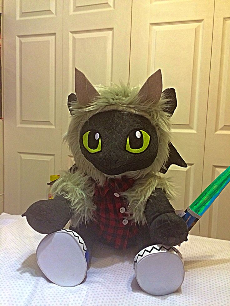 how to train your dragon build a bear workshop