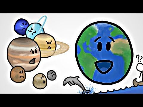 ▶ Where Did Earth's Water Come From? - YouTube