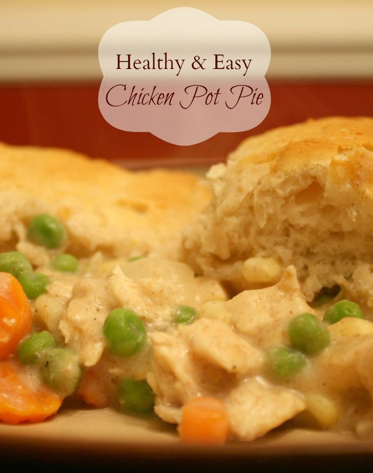 Healthy Chicken Recipes Under 200 Calories  Keep your waistline trim and your taste buds happy with these 20 low-fat chicken recipes that are all less than 200 calories per serving. #chicken  @ http://myrecipemagic.com/recipe/recipedetail/easy-chicken-pie-recipe #pie #pierecipe