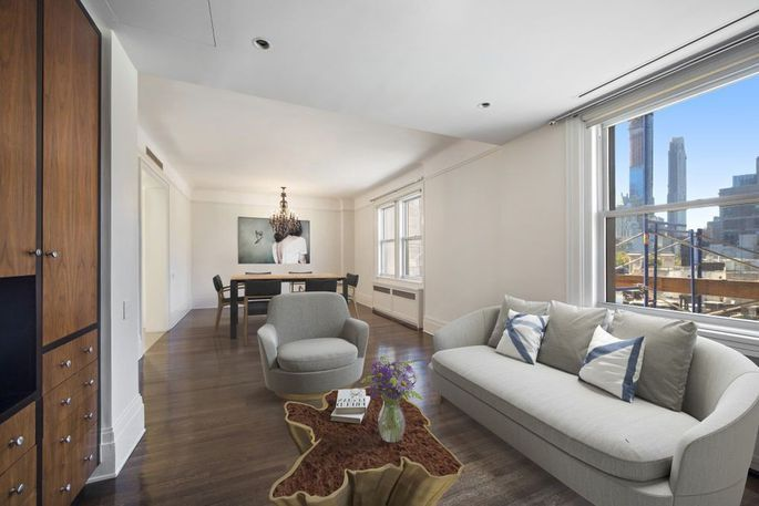 Samuel L Jackson Selling His Apartment On Manhattan S Upper East Side For 13m Home Apartment Home Decor