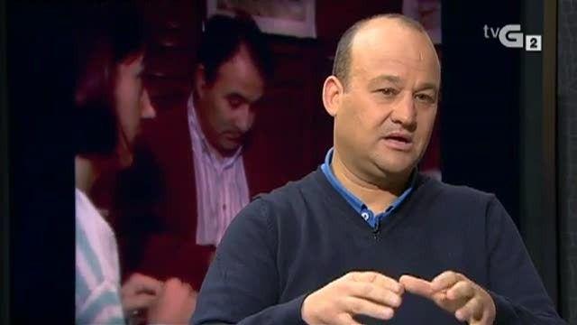 Håkan Casares, fillo de Carlos Casares, fala do seu pai