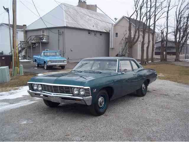 1967 Chevy Biscayne