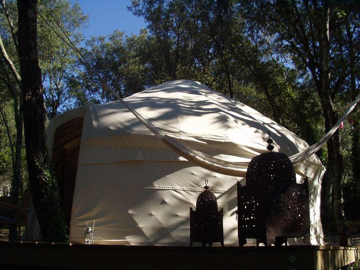 Exterior LPM Bohemia Yurt