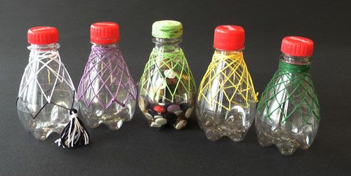 Make a small bottle for storage