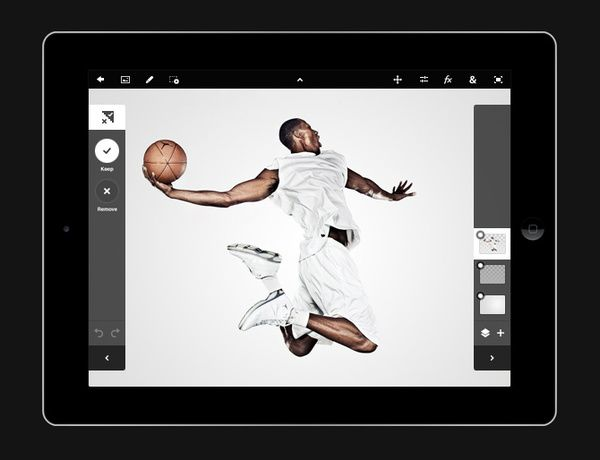 Adobe Touch Apps by Andy Gugel, via Behance