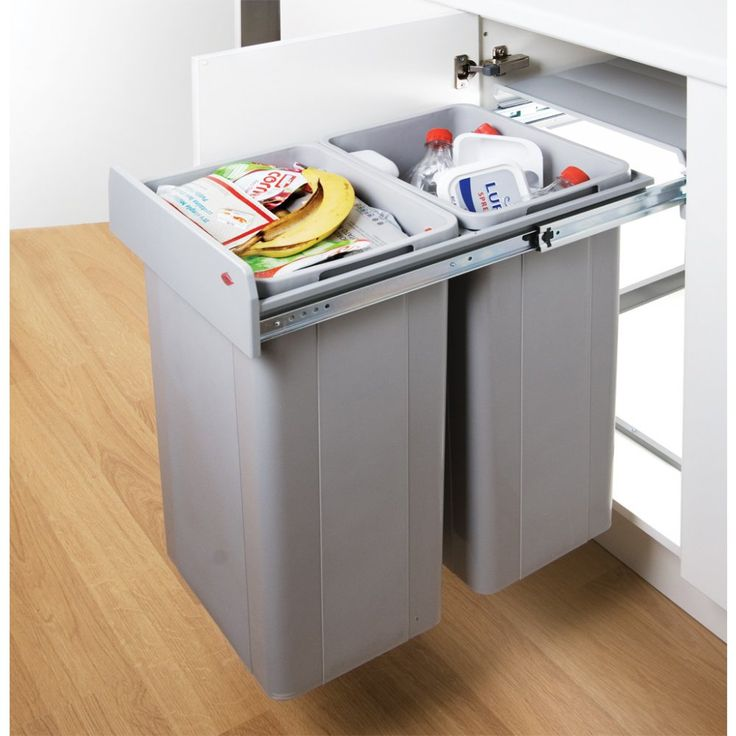 25+ Best Ideas About Contemporary Recycling Bins On