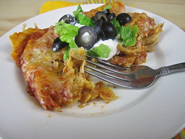Skinny Chicken Enchiladas :)