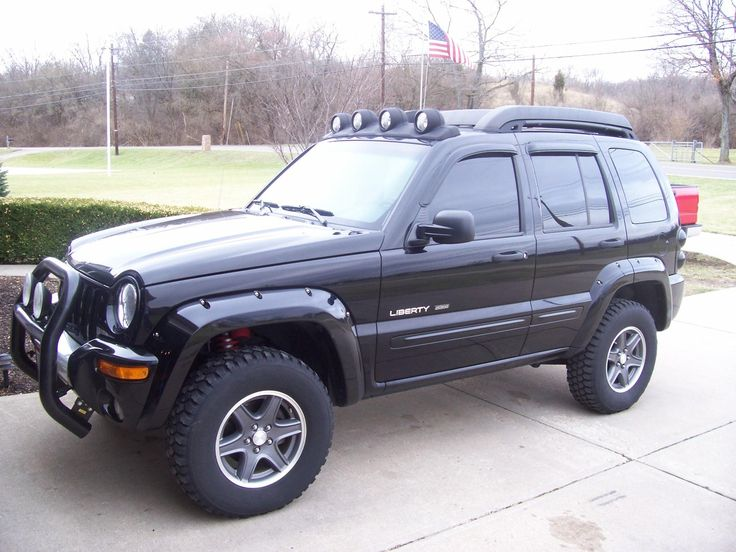 Jeep Liberty 2008 Lifted Jeep liberty lifted, Jeep