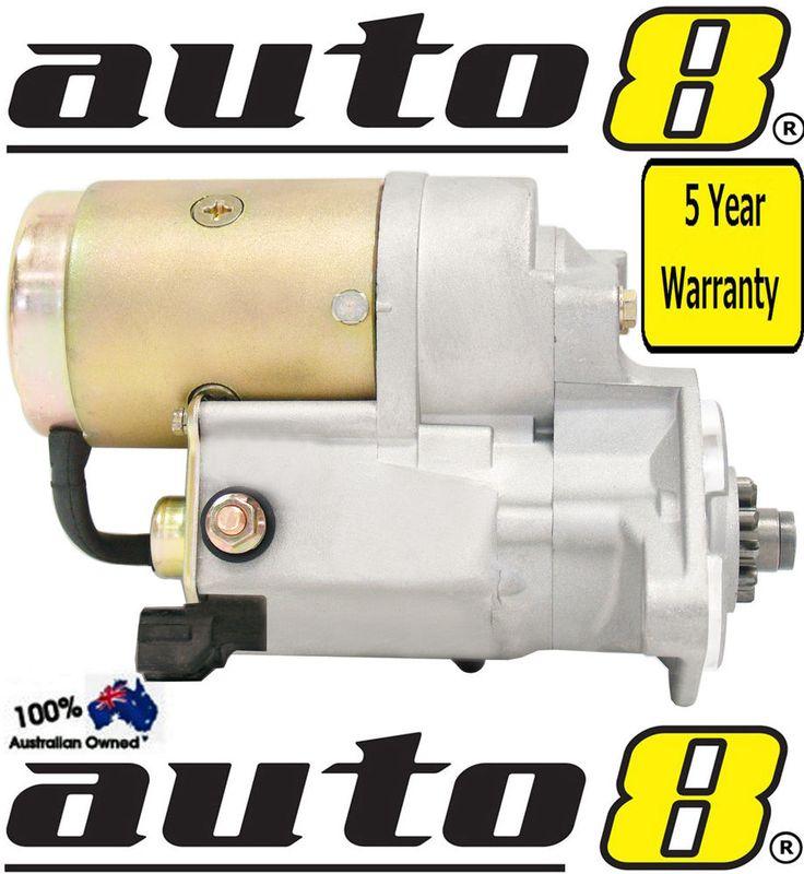 Starter Motor to fit Toyota Hilux 3.0L Diesel Turbo (1KD-FTV) 2005 to 2014 KUN26