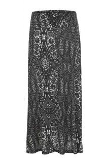 Coal maxi skirt #maxiskirt #summerstyle #tribalsportswear #skirt #summer #fashion #style