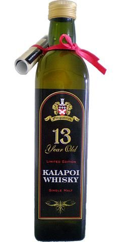 Kaiapoi 13yr old Malt 40%, 500ml - Liquor Mart is an online liquor store in NZ, offers a variety of #wine, #spirits at low prices. Choose and order online.