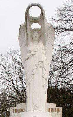 Monument aux morts du Pointil Conflans-Sainte-Honorine. Yvelines