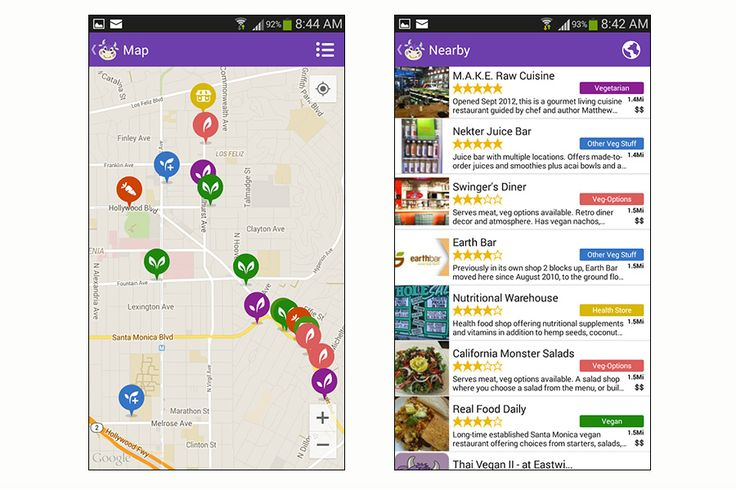 24 Best Travel Apps 2016 | Happy Cow Veg Restaurant Guide | FATHOM