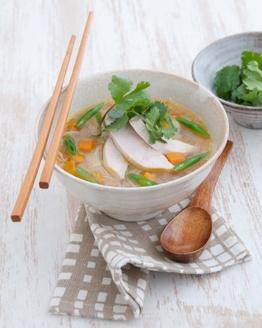 Chicken soup - Michelle Bridges
